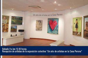 Un año de artistas en la Casa Perona 2017_1